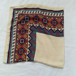 New cotton scarf